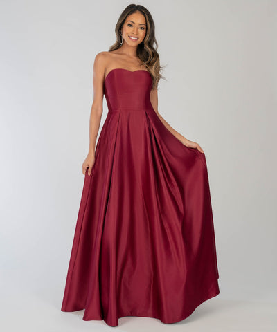 Enchanted Evening Ball Gown