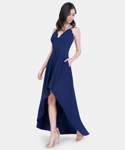 Back To Basics High-Low Dress - Image 2