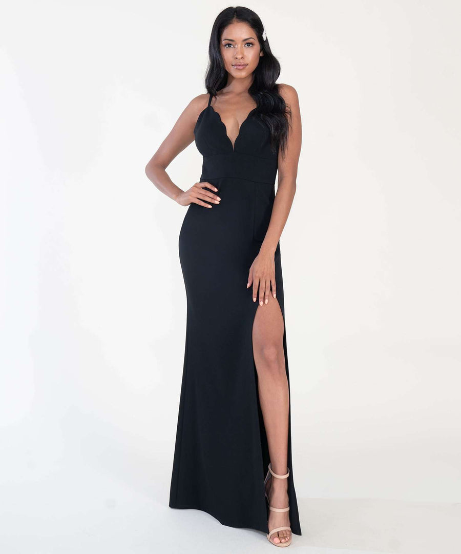 Back To Basics Maxi Dress-Speechless