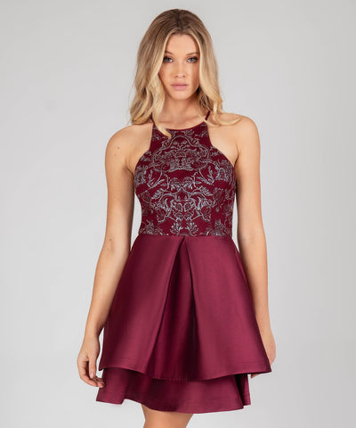 Dance The Night Away Party Dress