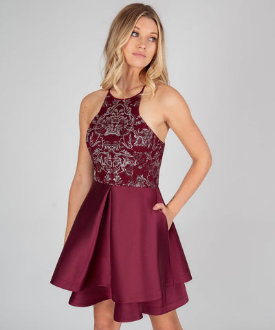 Dance The Night Away Party Dress - Image 2