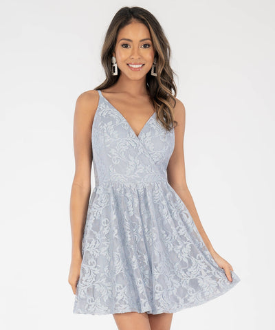 Once Upon A Time Lace Party Dress