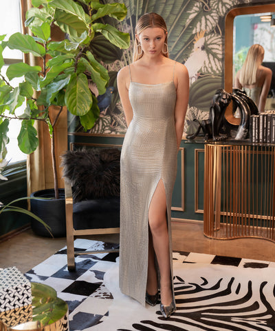 Glow The Extra Mile Maxi Dress