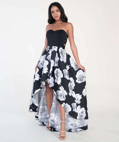 Audrey Sweetheart Tube Dress