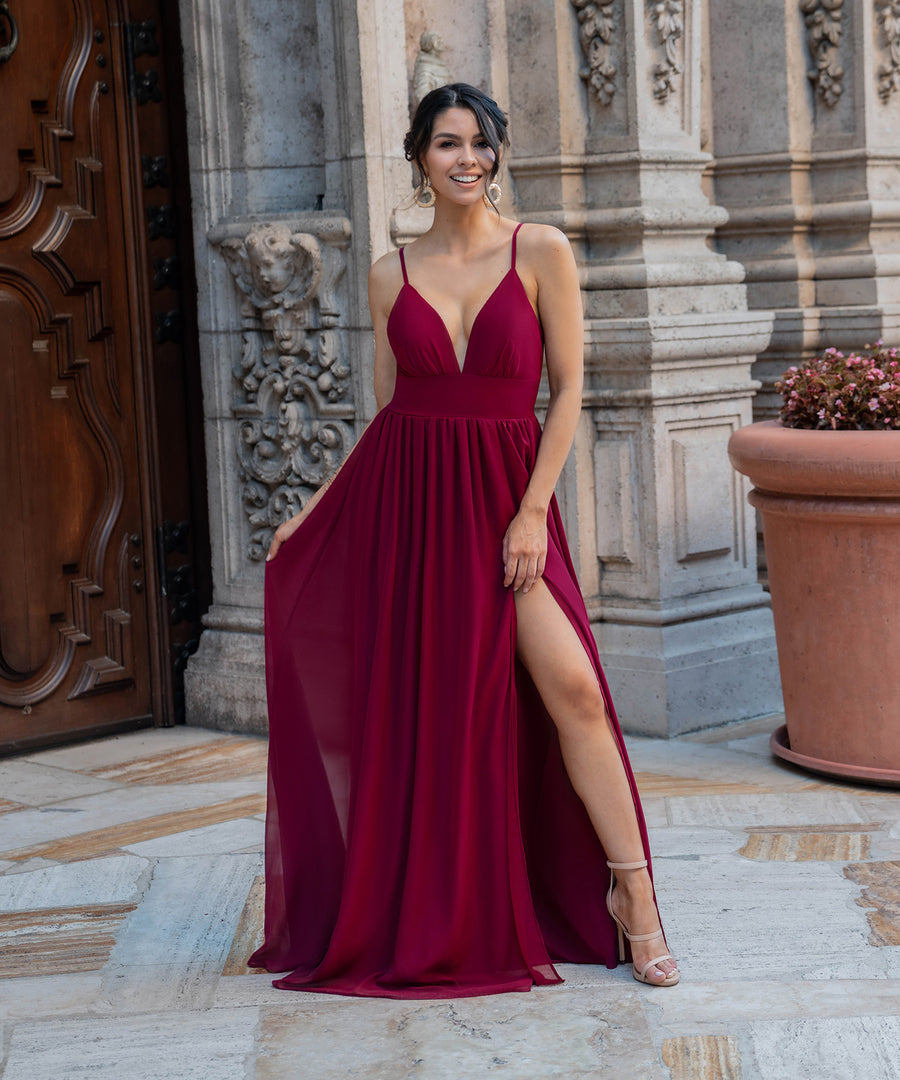 Selena Exclusive Maxi Dress-New-Speechless.com