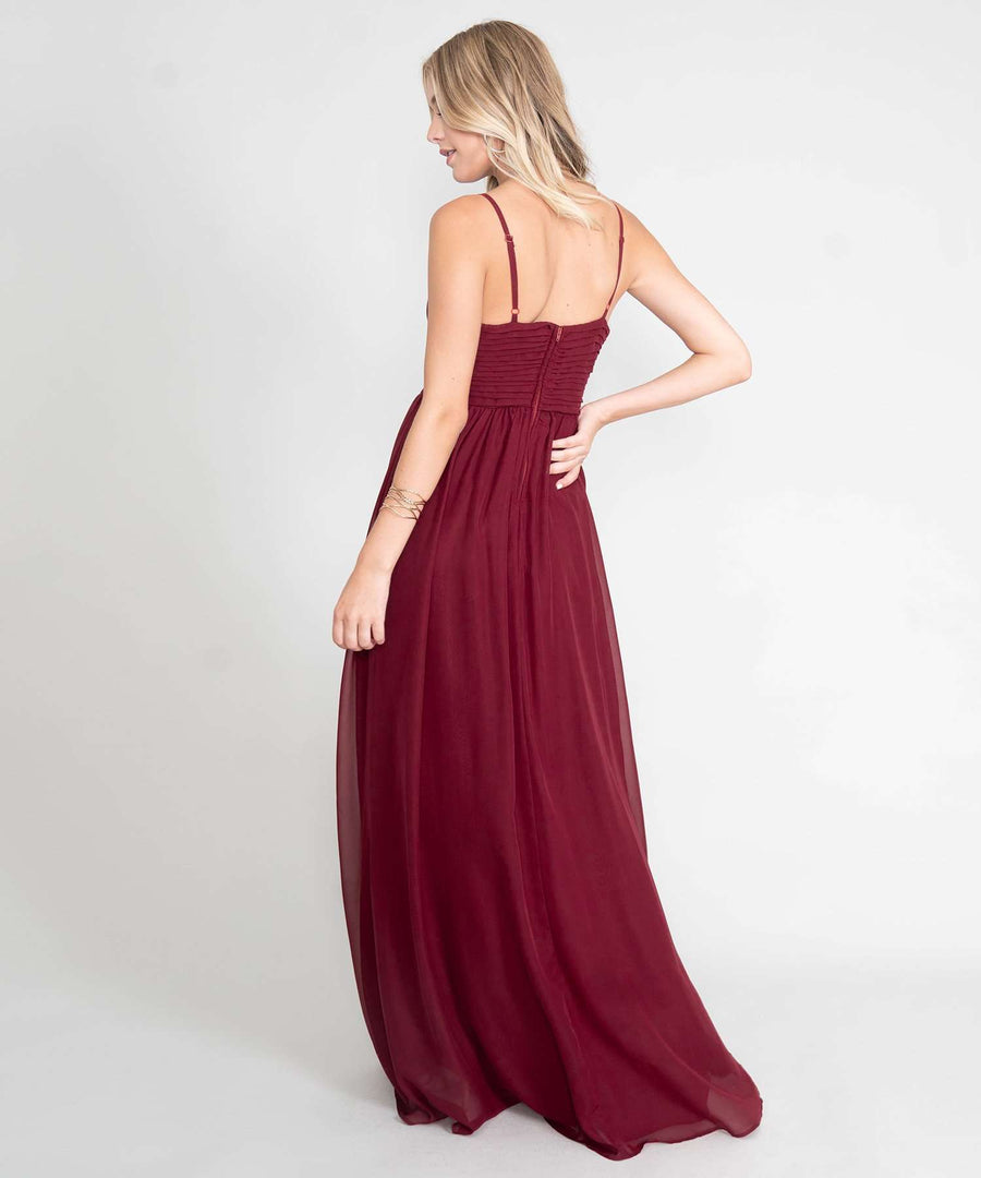 Selena Exclusive Maxi Dress-New-Speechless