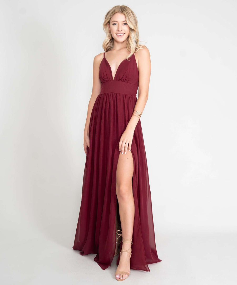 Selena Exclusive Maxi Dress-New-0-Light Berry-Speechless