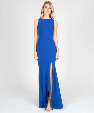 Mara Jewel Sides Maxi Dress