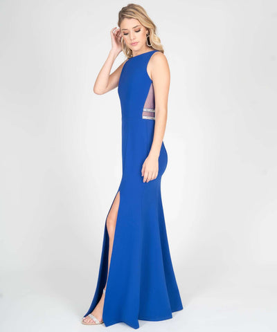 Mara Jewel Sides Maxi Dress - Image 2