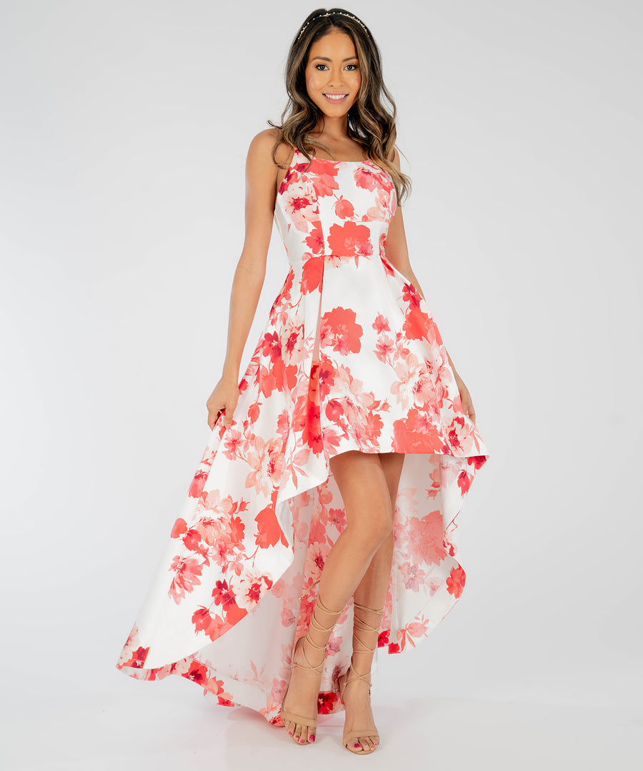 Kylie Exclusive High-Low Dress-Prom-Speechless.com