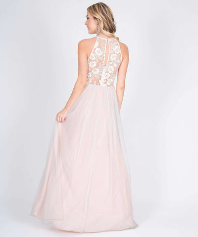 Blake Embroidered Ball Gown - Image 2