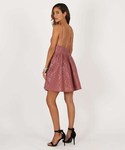 Sweetest Thing Lace Party Dress - Image 2
