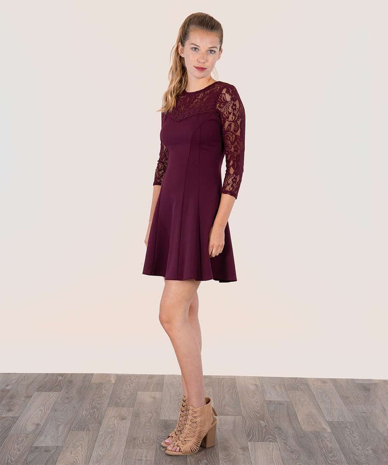 Katie Lace Dress