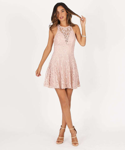 Oh So Sweet Skater Dress