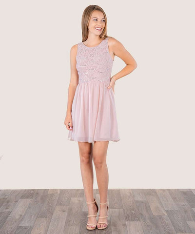 Brooke Skater Dress