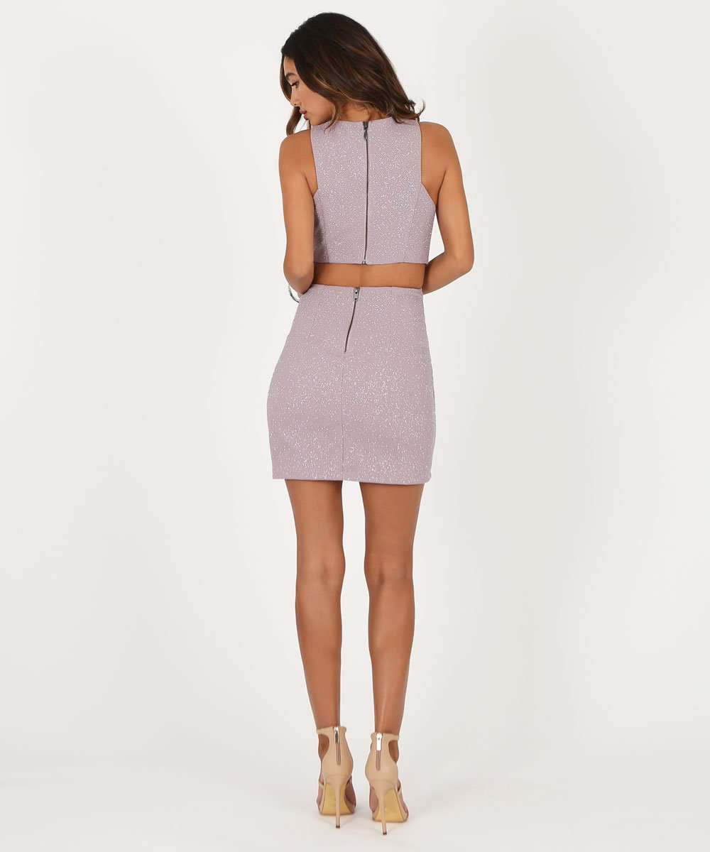 Stargaze Bodycon Dress-Speechless