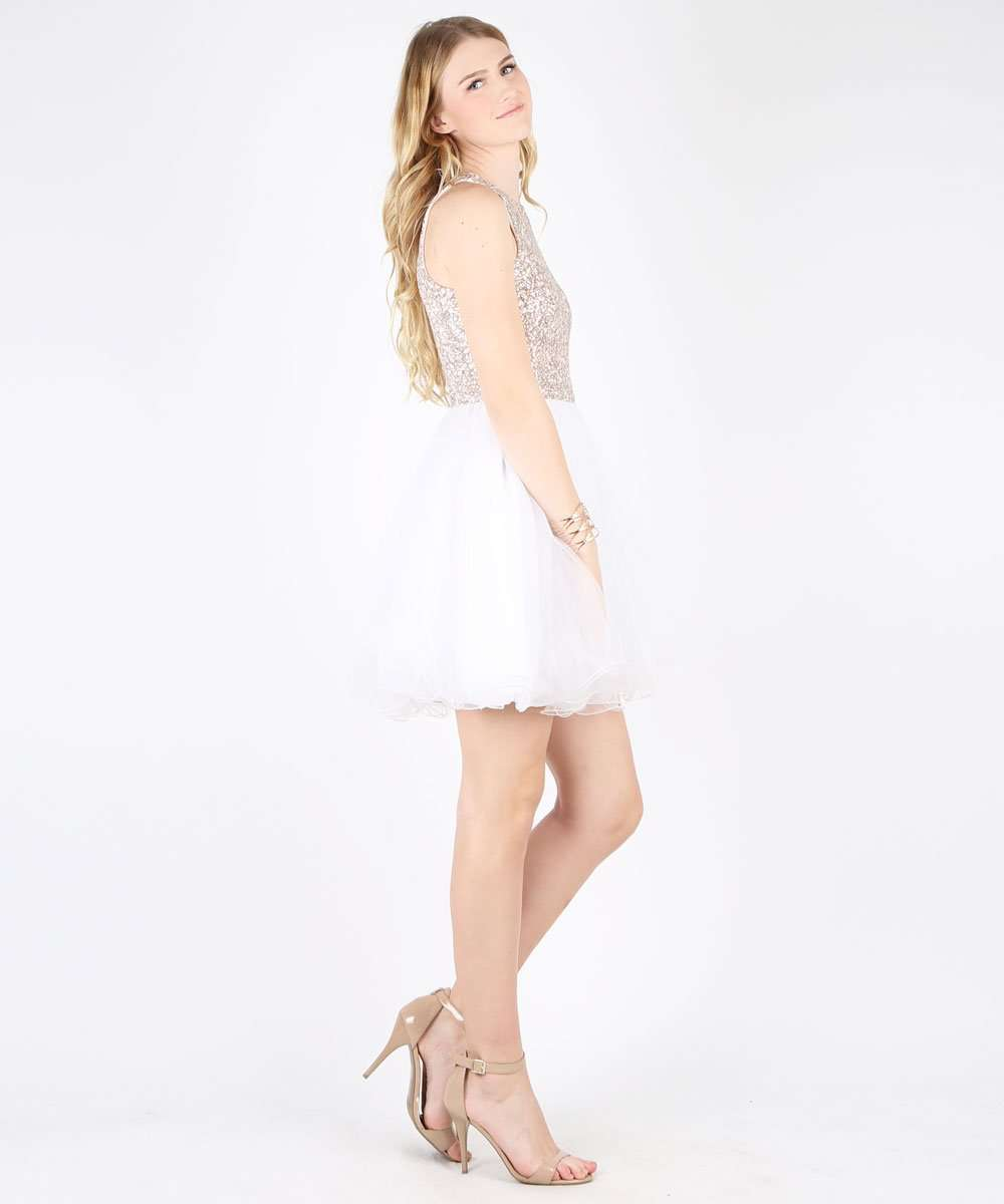 Sparks Fly Party Dress