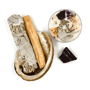 ULTIMATE SMUDGE KIT - Energy Wicks