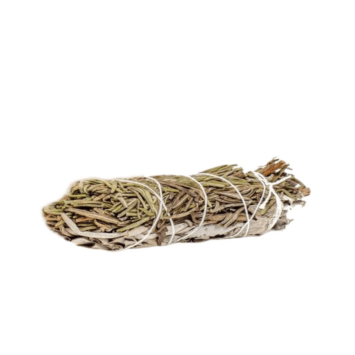 WHITE SAGE AND ROSEMARY SMUDGE STICK - Energy Wicks
