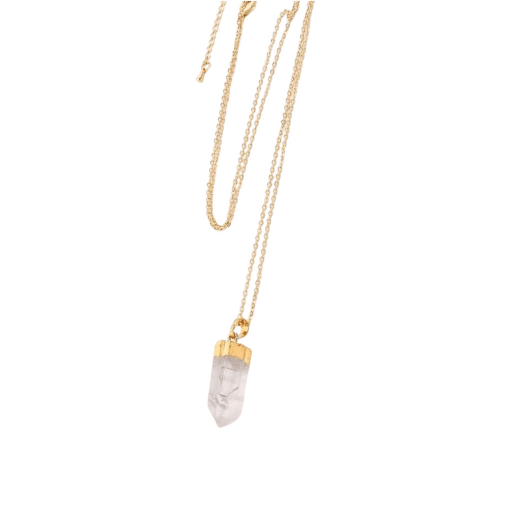 MASTER HEALER (QUARTZ) NECKLACE - Energy Wicks