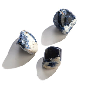TUMBLED SODALITE - Energy Wicks