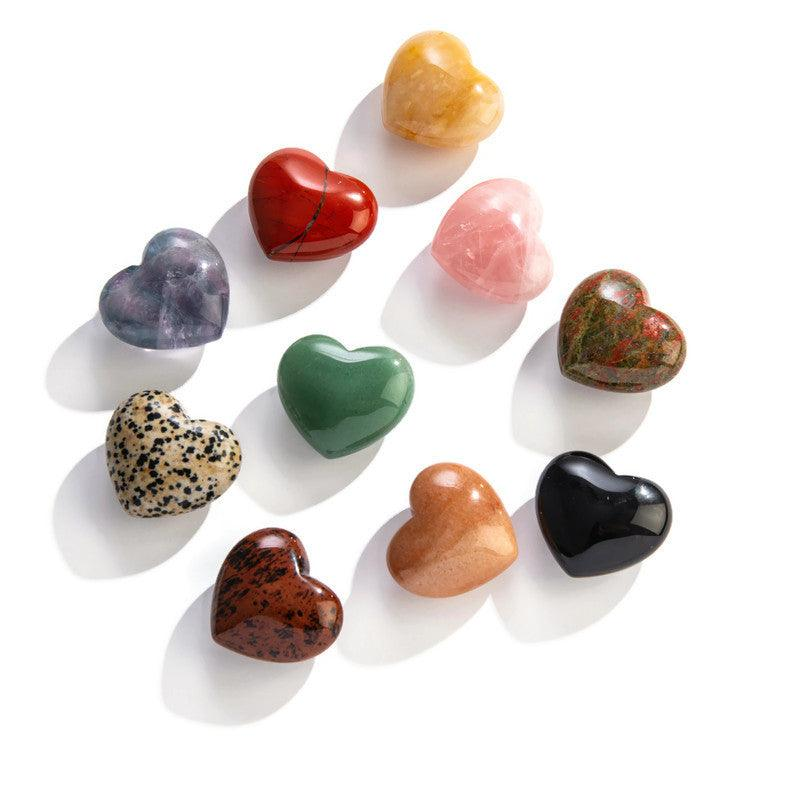 GEMSTONE HEARTS - Energy Wicks