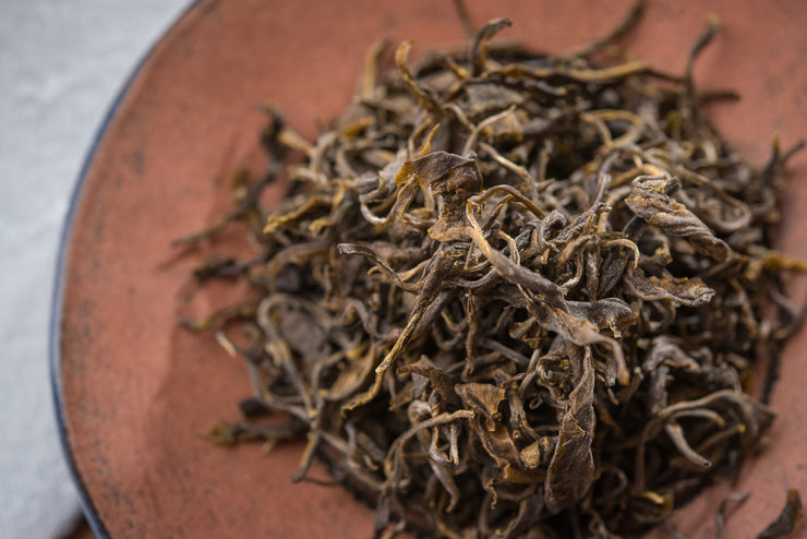 Tree Frog Green Tea, grown by Westholme Tea Makers