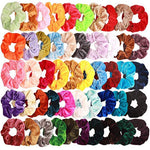 Load image into Gallery viewer, 52 Velvet Scrunchies