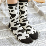 Load image into Gallery viewer, Moo Socks