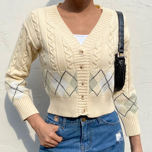 Yellow Mellow Cardigan