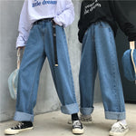 Load image into Gallery viewer, '90's' Straight Leg Jeans