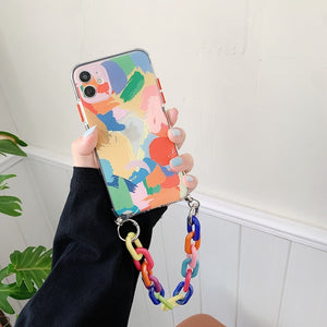 Graffiti Bracelet Phone Case