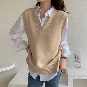 Autumn Sweater Vest