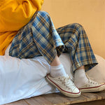 Load image into Gallery viewer, Marmalade Plaid Pants