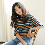 Striped T-Shirt - aesthetic