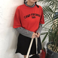Camp Firewood Double Shirt