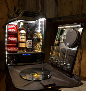 Jerry Can Whiskey Bar
