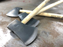 Load image into Gallery viewer, New single bit hatchets for professional mini axe throwing.