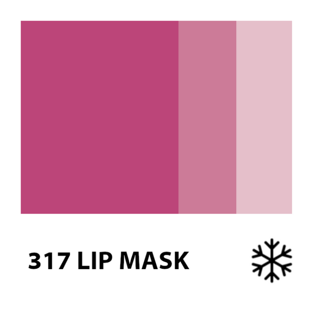 Lips modelo Lip Mask 317,  Pigmento para Lips by Doreme