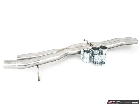ECS Tuning Resonator Delete/X-Pipe, B9 S4