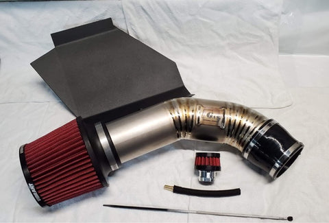 GAS Titanium Supercharger Inlet Pipe, B8 S4/S5 3.0T