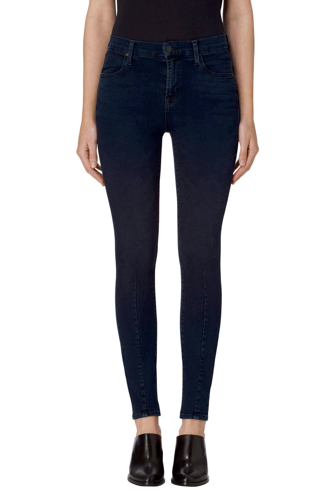 Maria High-Rise Skinny in Indigo Ingenious
