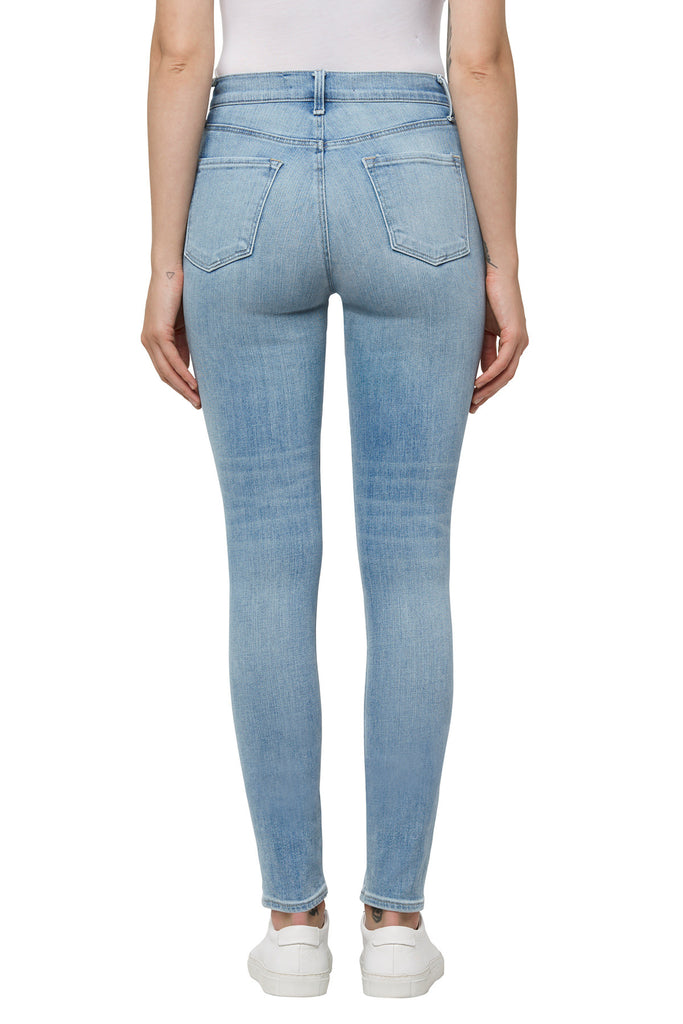 Maria High-Rise Skinny in Arise