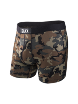 Vibe Boxer Modern Fit in Woodland Camo - D