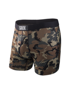 Vibe Boxer Modern Fit in Woodland Camo - DI