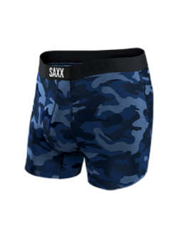 Vibe Boxer Modern Fit in Blue Camo - D