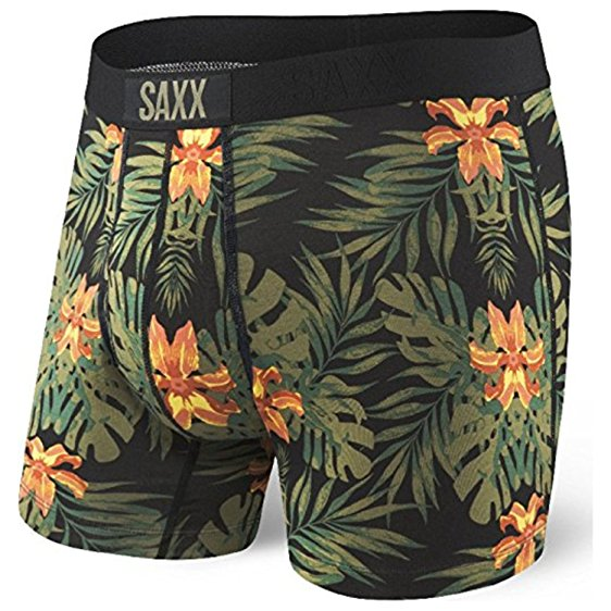 Ultra Boxer Fly in Floral Fatigue - D