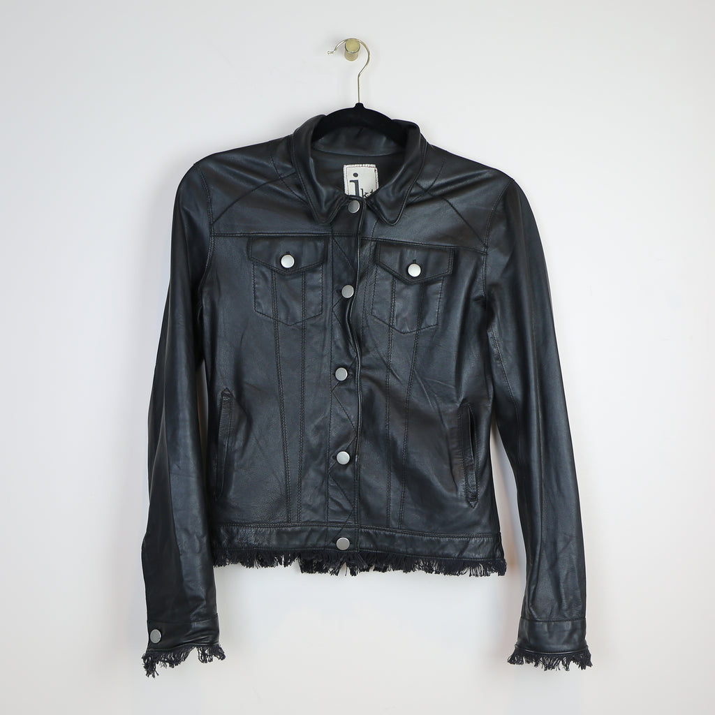 Alexa Jean Burnished Jacket - DI