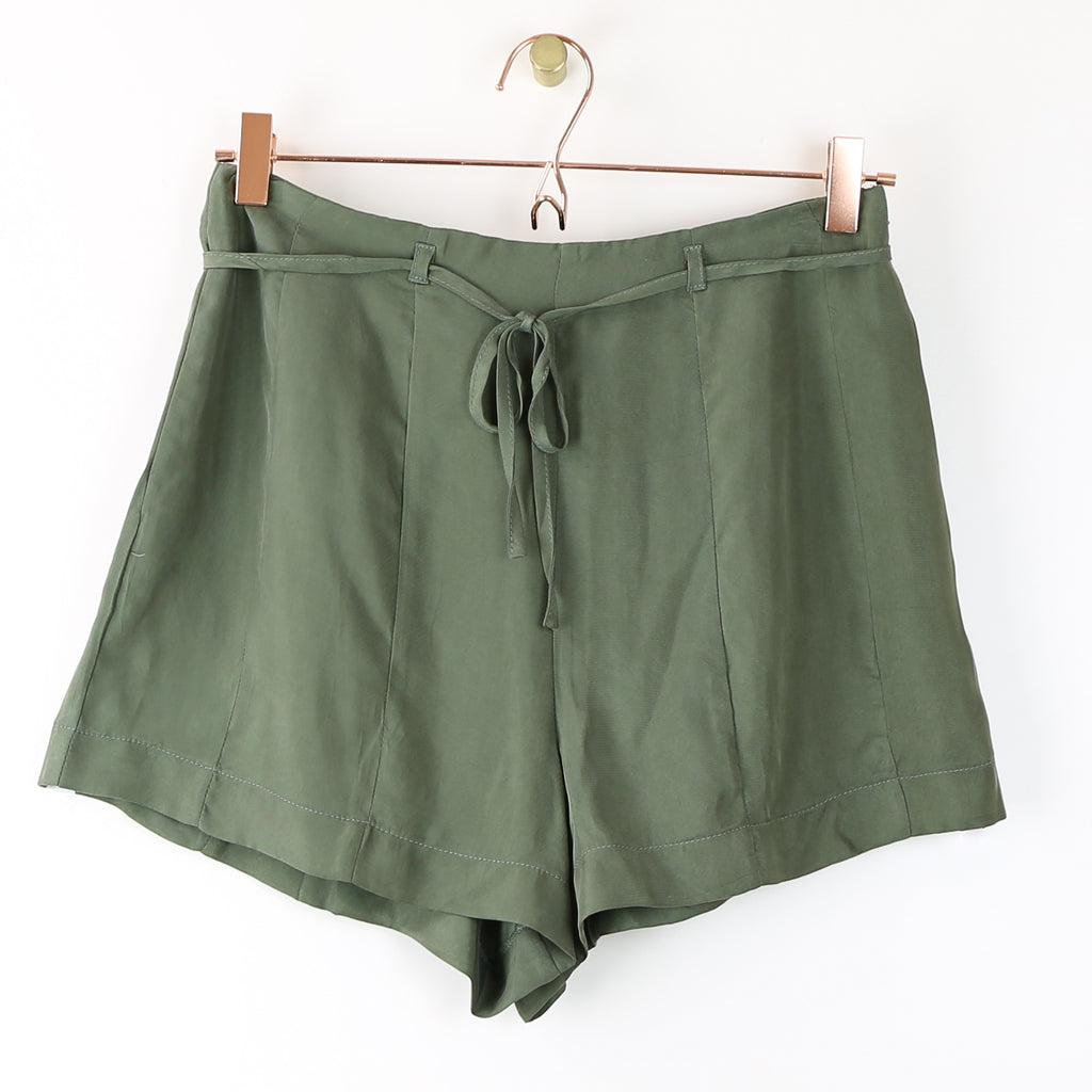 Army Green Shorts - DI