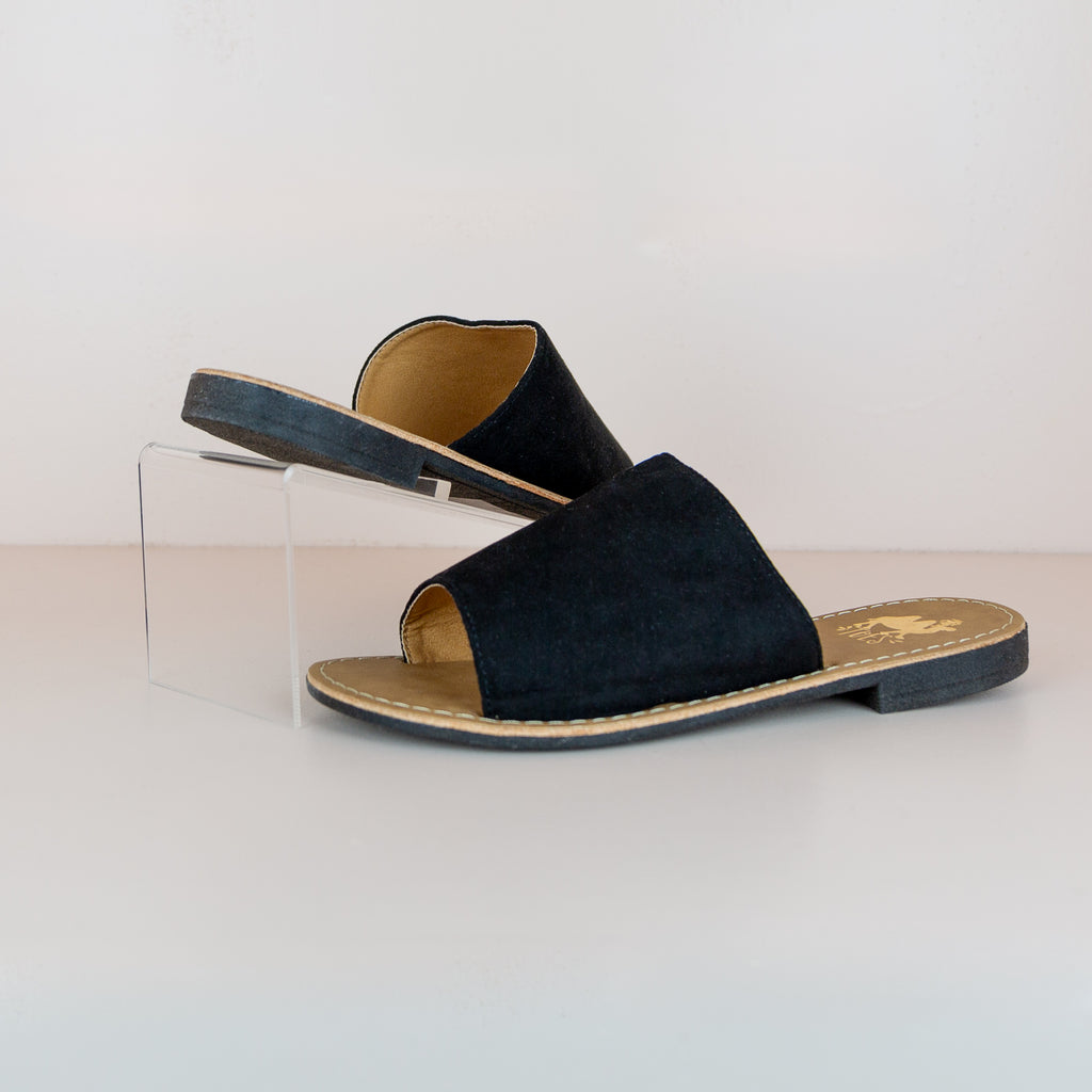 Sahara Slides - Black